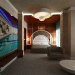Akrones Hotel Kral Dairesi