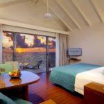 Centara Ras Fushi Resort & Spa Maldives Deluxe Sunset Water Villa