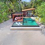 Park Hyatt Maldives Hadahaa Deluxe Villa - Yüzme Havuzlu