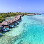 Sheraton Maldives Full Moon Water Bungalov - Havuzlu ve Okyanus Manzaralı