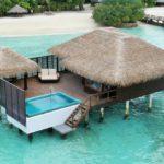 Sheraton Maldives Full Moon Water Villa - Havuzlu ve Okyanus Manzaralı