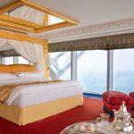 Burj Al Arab Jumeirah Panoramik Bir Yatak Odalı Süit
