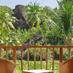 Kempinski Seychelles Resort Çift Kişilik Oda - Tepe Manzaralı