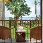 Kempinski Seychelles Resort Çift Kişilik Oda - Deniz Manzaralı