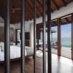 Anantara Dhigu Maldives Resort Süit - Su Üstünde, Havuzlu