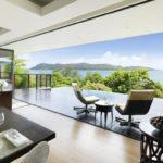 Raffles Seychelles Tek Yatak Odalı Villa - Panoramik Manzaralı