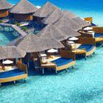 Baros Maldives  Water Villa - Özel Havuzlu