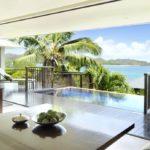 Raffles Seychelles Tek Yatak Odalı Villa - Okyanus Manzaralı