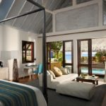 Four Seasons Resort Maldives at Landaa Giraavaru Bungalov - Okyanus Kıyısında , Havuzlu
