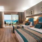 Aquasis Deluxe Resort & Spa Deniz Manzaralı Oda