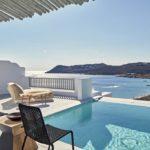 Royal Myconian - Leading Hotels of the World Grand Executive Süit - Özel Havuzlu