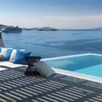 Mykonos Riviera - Small Luxury Hotels of the World Signature Süit - Spa Havuzlu