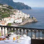NH Collection Grand Hotel Convento di Amalfi Junior Süit - Teraslı, Deniz Manzaralı
