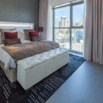 Wyndham Dubai Marina Junior Süit - Kral Yataklı