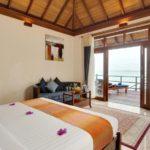 Olhuveli Beach & Spa Maldives Sunset Water Villa