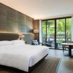 Phuket Marriott Resort and Spa, Nai Yang Beach Deluxe King/Çift Kişilik Oda-Balkonlu