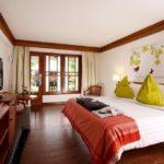 Kamala Beach Resort Deluxe Ground Çift Kişilik/İki Yataklı Oda - Teraslı
