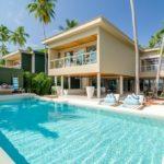 Amilla Fushi Dört Yatak Odalı Sahil Rezidansı