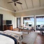 Taj Exotica Resort & Spa Ocean Tek Yatak Odalı Süit - Havuzlu
