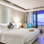 U Zenmaya Phuket Premium Deluxe - Deniz Manzaralı, Spa Küvetli
