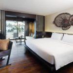 Le Meridien Phuket Beach Resort Junior Süit - 1 Kral Yataklı, Okyanus Manzaralı, Balkonlu