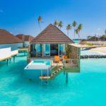 Olhuveli Beach & Spa Maldives Grand Water Villaları - Havuzlu