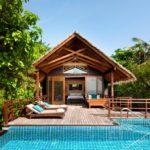 Shangri-La's Villingili Resort and Spa Pool Villa - Özel Havuzlu