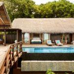 Shangri-La's Villingili Resort and Spa Tree Villa - Okyanus Manzaralı, Özel Havuzlu