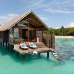 Shangri-La's Villingili Resort and Spa Water Villa