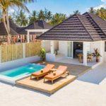 Olhuveli Beach & Spa Maldives Grand Beach Villa - Havuzlu