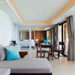 U Zenmaya Phuket Süit - Deniz Manzaralı, Spa Küvetli