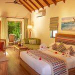 Reethi Faru, Bio Luxury Resort Bahçe Villa