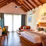 Reethi Faru, Bio Luxury Resort Deluxe Sahil Villası