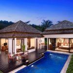Anantara Layan Phuket Resort Layan Pool Villa - Sahil Kenarında