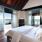 The Sun Siyam Iru Fushi Luxury Resort Maldives Aqua Retreat İki Yatak Odalı - Özel Havuzlu