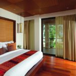 Mövenpick Resort Bangtao Beach Phuket  Küvetli Royal Üç Yatak Odalı Penthouse - Deniz Manzarası ve Spa