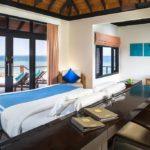 The Sun Siyam Iru Fushi Luxury Resort Maldives Horizon Water Villa