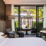 Phuket Marriott Resort and Spa, Nai Yang Beach King veya Çift Kişilik Oda - Kabana Havuzu Erişimli
