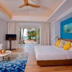 Kandima Maldives Beach Villa - Spa Küvetli