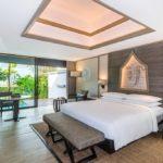 Phuket Marriott Resort and Spa, Nai Yang Beach Denize Sıfır Villa - Dalma Havuzlu