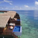 Grand Park Kodhipparu Ocean Pool Water Villa